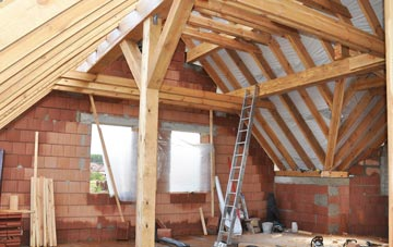 Sellibister attic trusses