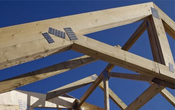 Sellibister roof trusses for new builds and additions